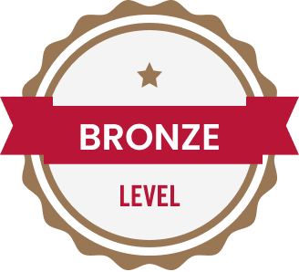 Escoffier Scholarship Foundation Bronze Level badge